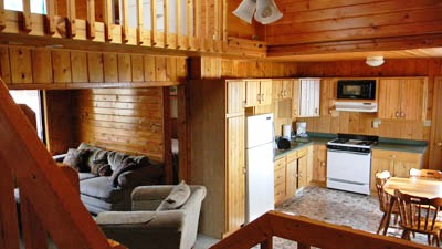 Cabin Three